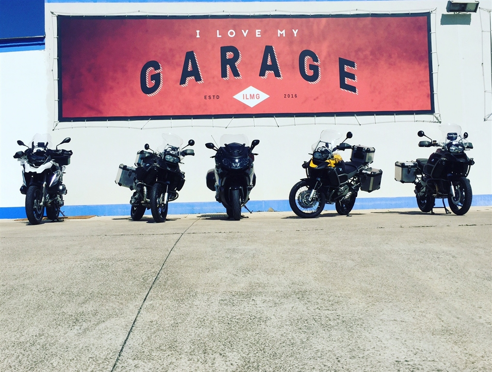 I LOVE MY GARAGE