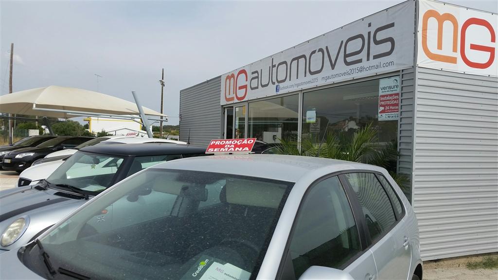 MG Automóveis - Auto SAPO